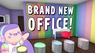 OFFICE UPGRADE - House Flipper Ep9
