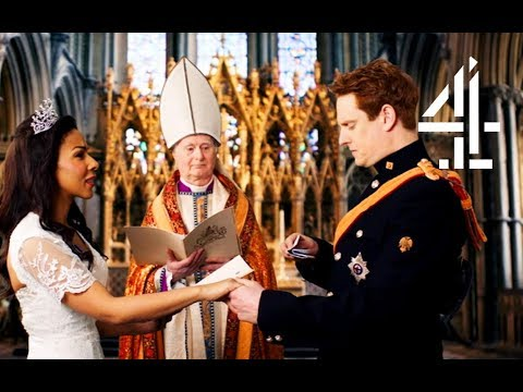 Jeremy Corbyn Gets Run out of Prince Harry & Meghan's Wedding | The Windsors Royal Wedding Special