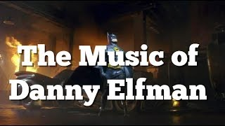 Danny Elfman - Simple Concepts for Film Scoring