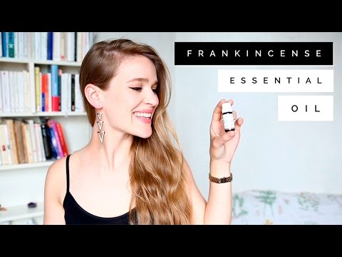 Frankincense Essential Oil + How to use Essential Oils  | Ula Blocksage