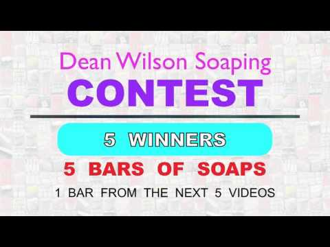 Soap Contest Australia - ( CLOSED ) Win 5 Bars of Soap...