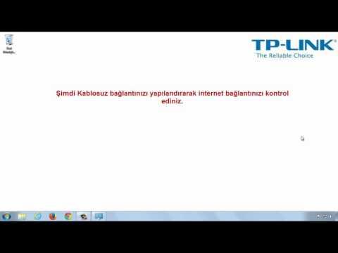 TP-LINK TD-W8968 300Mbps Kablosuz N USB ADSL2+ Modem Router  Kurulumu | Media Markt