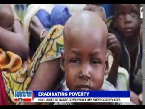 RACHAEL REPORT ON ERADICATING POVERTY IN NIGERIA