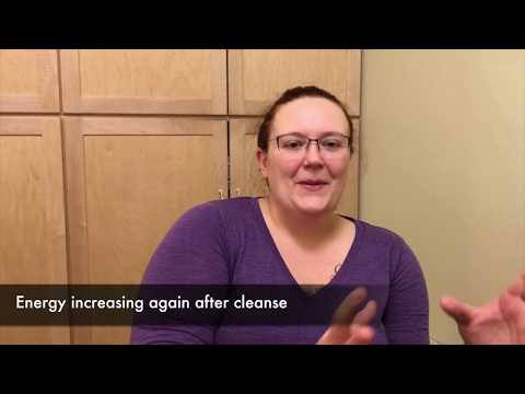 Lyme Disease Results 2 Months After 10-Day Deep Tissue Cleanse