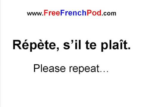 How to Speak French: Learn How to Speak French Fast.