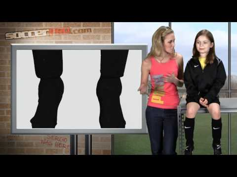 Nike Shin Sock Review - Sizing Guidelines