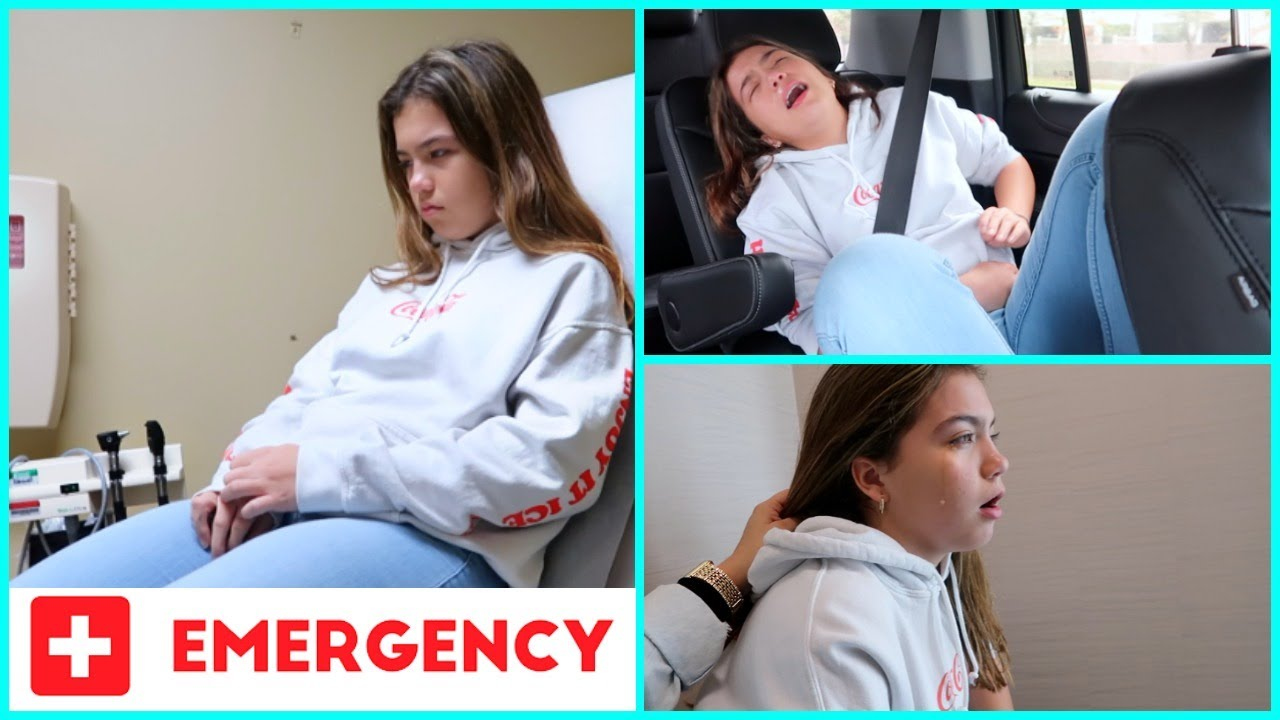 I RUSHED HER TO THE EMERGENCY ROOM | SISTERFOREVERVLOGS #730