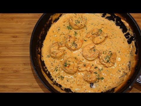 Creamy Shrimp Pasta Sauce