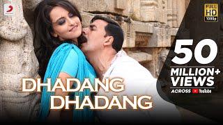 Dhadang Dhadang Official Full Song Video Rowdy Rathore Akshay Kumar, Sonakshi Sinha, Prabhudeva.