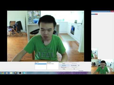 How to get your DLSR as a Webcam to work on OBS, XSplit and Skype