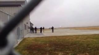 WRONG AIRPORT LANDING - Boeing DREAMLIFTER Makes Landing at Wrong Airport - Wichita Kansas