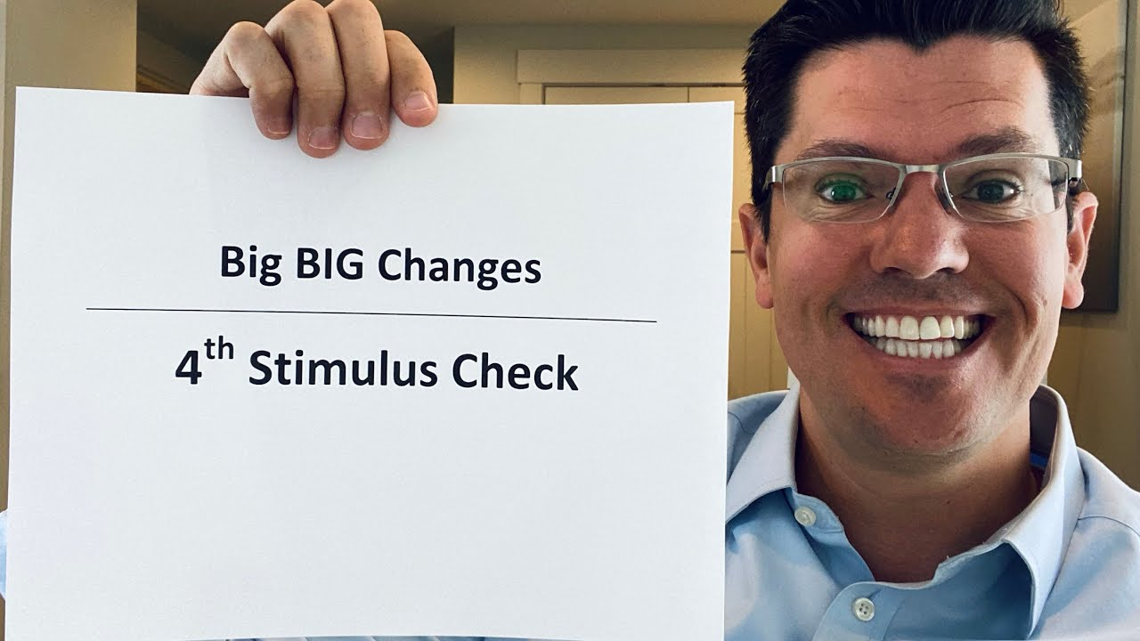 Big BIG Changes | Fourth Stimulus Check Update | Social Security Increase