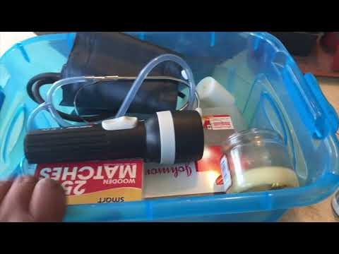 Emergency Power Outage Kit