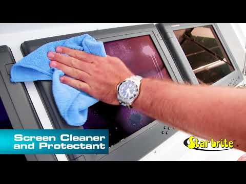 Star brite Screen Cleaner & Protectant  - 88308