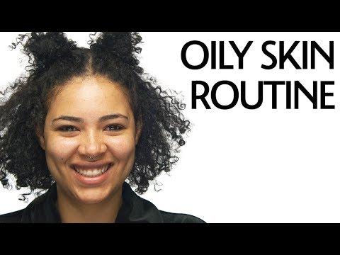 Get Unready With Me: Oily Skin Routine   Sephora