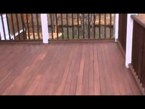 power wash plus deck sanding 5