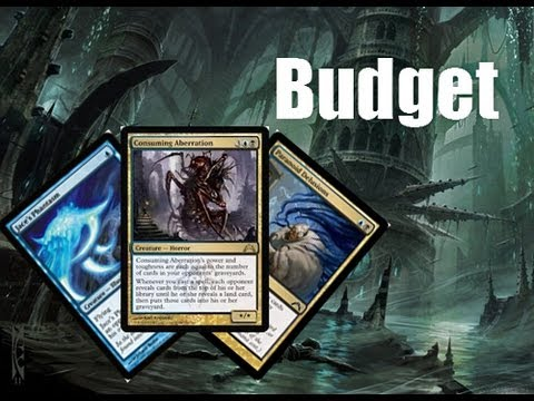 MTG- Budget Deck Tech: Dimir Mill