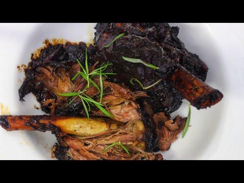 Braised Lamb Shanks | AVARESE KITCHEN