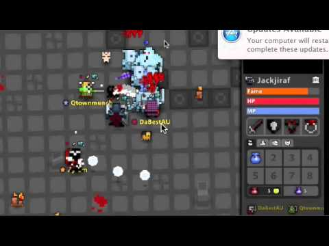 hunt for the doom bow part 1-rotmg
