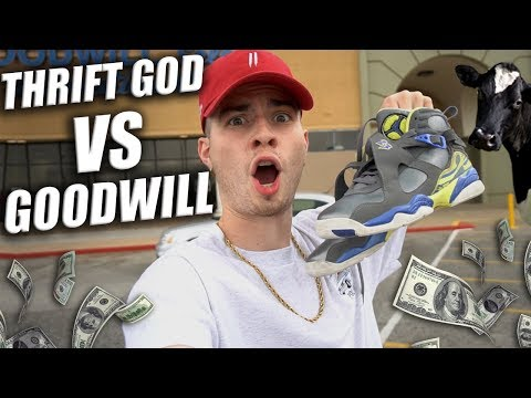 EXPOSED. I'M BEEFIN WITH GOODWILL! Trip to the Thrift | Story