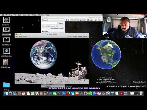 Flat Earth: Google Earth DEBUNKS NASA's Pictures of Earth!