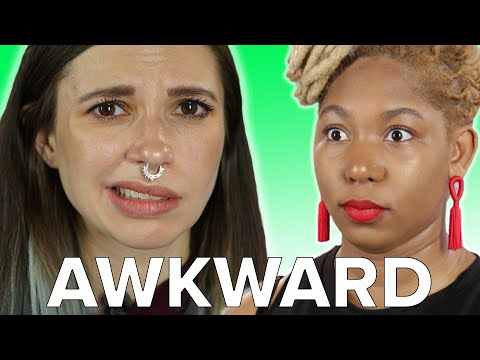 We Forced Awkward People To Stare At Each Other Without Talking