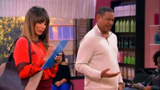Behind the Scenes: Tamar Braxton Guest Stars In An All New Episode of 'In The Cut'
