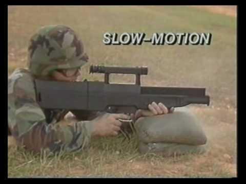 Advanced Combat Rifle-H&K