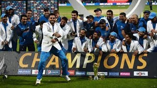 ICC CHAMPIONS TROPHY FINAL 2013 INDIA VS ENGLAND FULL HIGHLIGHTS