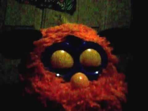 Furby will go to sleep
