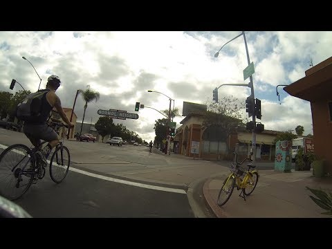 San Diegans Ditch Their Cars For Bike To Work Day