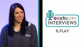 K.Flay on How Divorce Influenced Her Songwriting