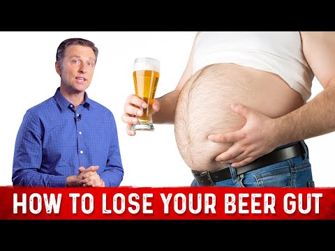How to Lose Your Beer Gut (Pot-Belly)