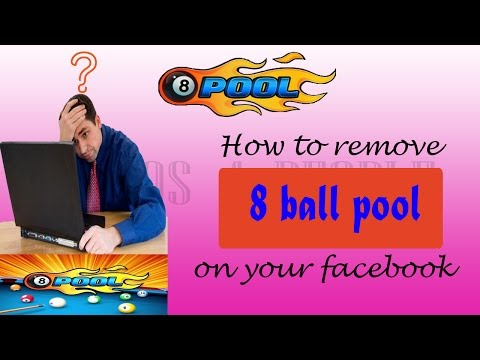 How to delete(remove) your games on Facebook