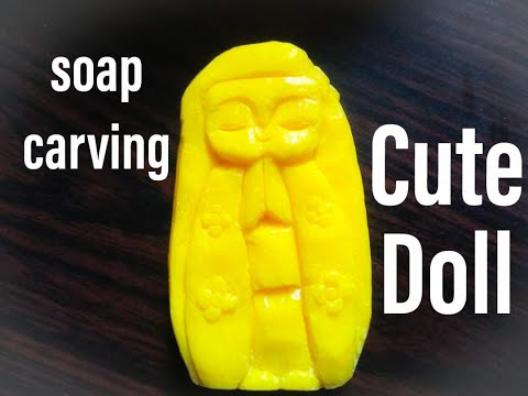 Soap Carving For Beginners