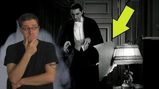 Why is there cardboard in Dracula?