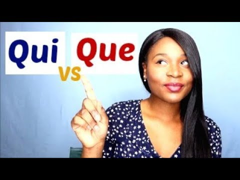Xxx Mp4 French Relative Pronouns Qui And Que 3gp Sex