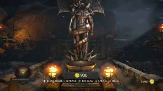 Mortal Kombat X KRYPT ENDING!!!!