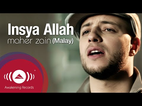 Maher Zain - Insya Allah (Malay) | Official Lyric Video
