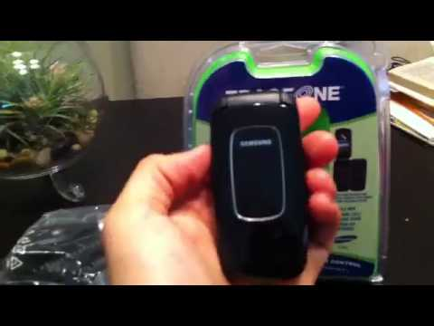 Tracfone Samsung T155g Review