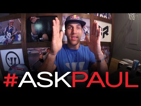Paul on Stick Stringing Rules, the Shotclock, and Cutting the Palms Out of Gloves | #askPAUL