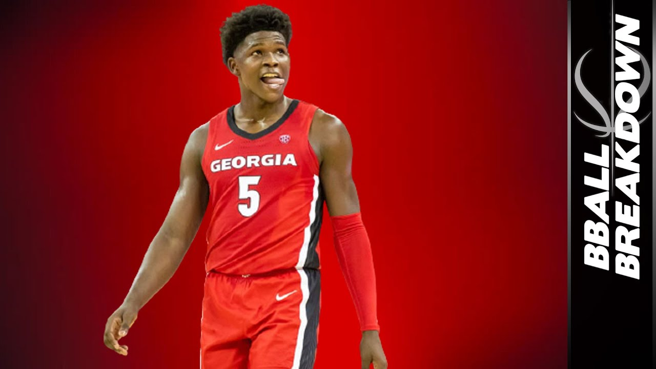 Was Anthony Edwards The Right Pick In The NBA Draft?