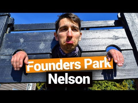 Founders Heritage Park in Nelson  - New Zealand's Biggest Gap Year – Backpacker Guide New Zealand