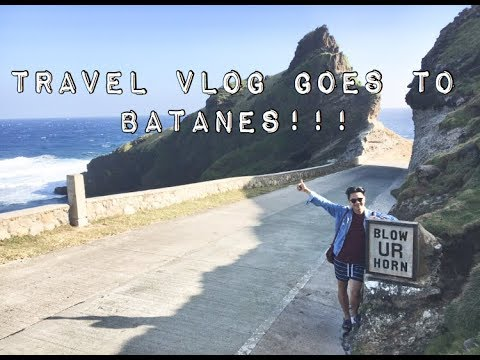 travel vlog goes to BATANES part2