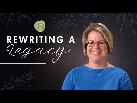 Rewriting a Legacy