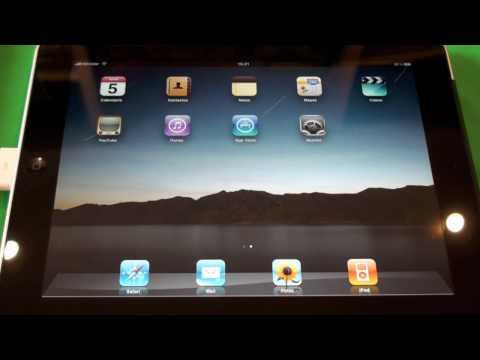 Instalando la SIM en el iPad
