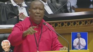 Watch. Julius Malema - Why We MUST FIRE Jacob Zuma