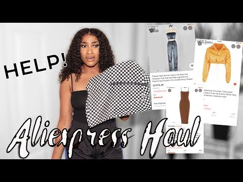 My FIRST Aliexpress Haul! NOT WHAT I EXPECTED! | Cassiekaygee