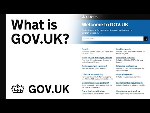 What is GOV.UK?
