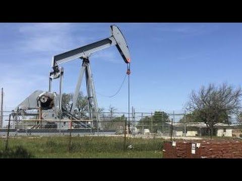Massive shale oil field found in Texas